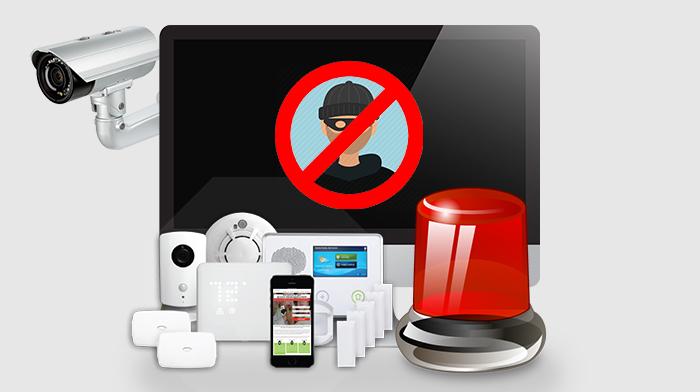 Alarmas de seguridad ¿Por qué se recomiendan?