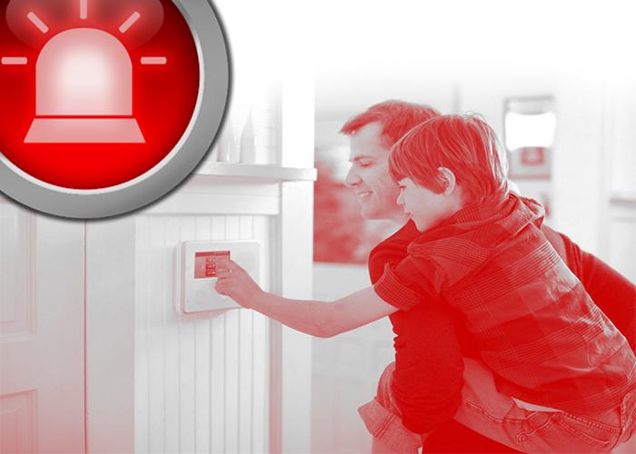 ¿Qué hacer si olvido desactivar mi alarma para hogar?