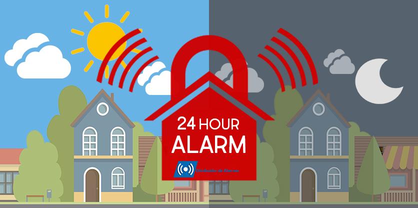 3 razones para conectar tu alarma Madrid a una central receptora de alarmas