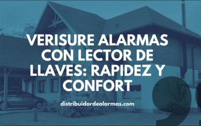 Verisure alarmas con lector de llaves: rapidez y confort